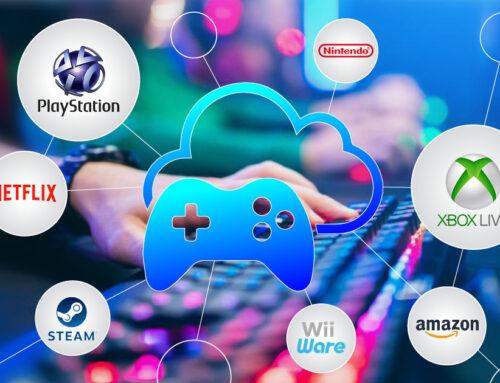 Skaitmeninė žaidimų pasaulio ateitis