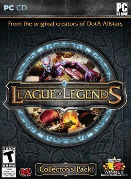League of Legends 10 EUR Dāvanu Karte