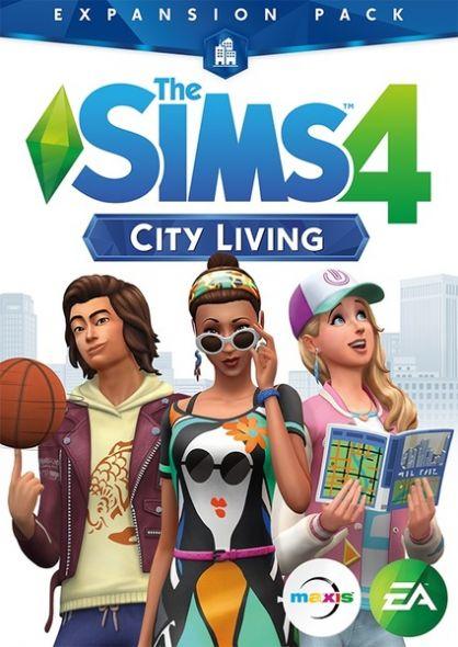 The Sims 4 City Living (PC/MAC)