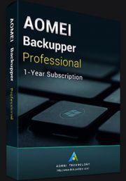 AOMEI Backupper PRO Edition (PC)