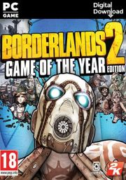 Borderlands 2: Game of the Year Edition (PC/MAC)