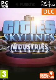 Cities Skylines - Industries DLC (PC/MAC)