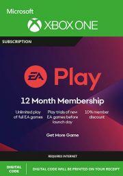 EA Play 12 Mėnesių Prenumerata (Xbox One)