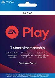 EA Play 1 Mėnesio Prenumerata [PS4 JAV]