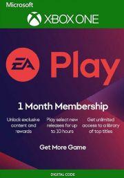 EA Play 1 Mėnesio Prenumerata (Xbox One)