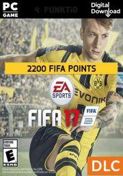 FIFA 17 2200 FUT Points (PC)