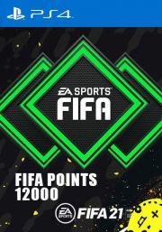 FIFA 21 - 12000 FUT Points [PS4 UK]