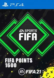 FIFA 21 - 1600 FUT Points [PS4 UK]