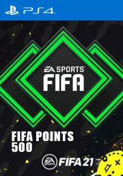 FIFA 21 - 500 FUT Points [PS4 UK]