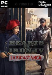 Hearts of Iron IV - La Resistance DLC (PC)