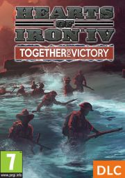 Hearts of Iron IV: Together for Victory DLC (PC)