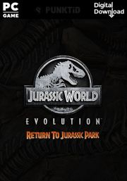 Jurassic World Evolution - Return To Jurassic Park DLC (PC)