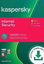 Kaspersky Internet Security Multi-Device 2021 (3 vartotojų - 1 metų)