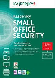 Kaspersky Small Office Security 4 (5 vartotojų - 1 metų)
