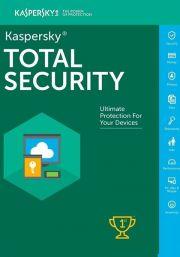 Kaspersky Total Security 2021 (1 vartotojų - 1 metų)