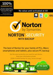 Norton Security (1 user-1 year)