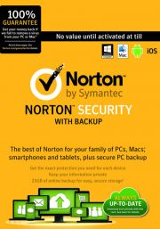 Norton Security (5 users-1 year)