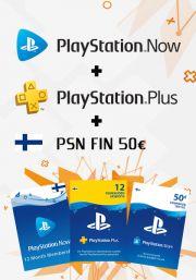 Suomiškas PSN 12 Mėnesių Rinkinys