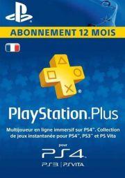 PSN Plus 12 Mėnesių Prenumerata (Prancūzija)