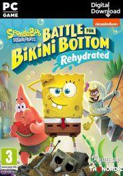 SpongeBob SquarePants - Battle for Bikini Bottom Rehydrated (PC)