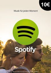 Germany Spotify 10€ Gift Card