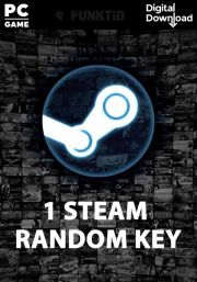 Steam Random Key (PC)