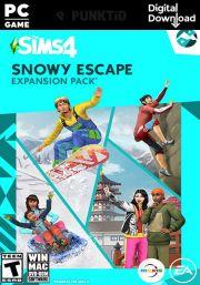 The Sims 4 - Snowy Escape DLC (PC/MAC)