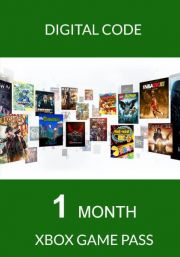 Xbox Game Pass 1 Mėnesio Prenumerata (Xbox One)