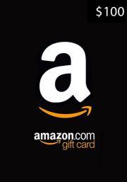 USA Amazon $100 Dāvanu Karte