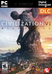 Civilization VI - Rise and Fall DLC (PC)