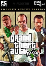 GTA 5 - Premium Online Edition (PC)