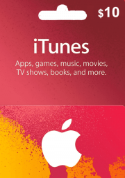 iTunes JAV 10 USD Dovanų Kortelė
