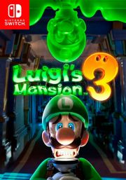 Luigi's Mansion 3 - Nintendo Switch