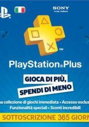 PSN Plus 12 Mėnesių Prenumerata (Italija)