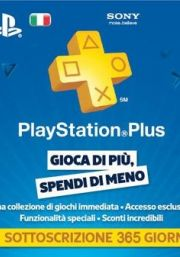 Italy PSN Plus 12-Month Subscription Code