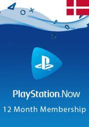 Danija PlayStation Now 12 Mėnesių Prenumerata