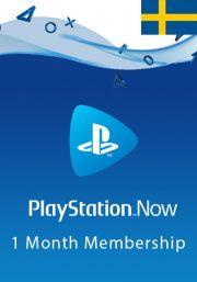 Sweden PlayStation Now 1 Mėnesių Prenumerata