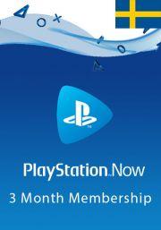 Sweden PlayStation Now 3 Mėnesių Prenumerata