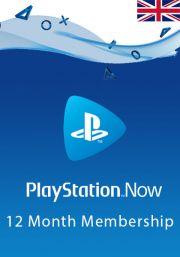 JK PlayStation Now 12 Mėnesių Prenumerata